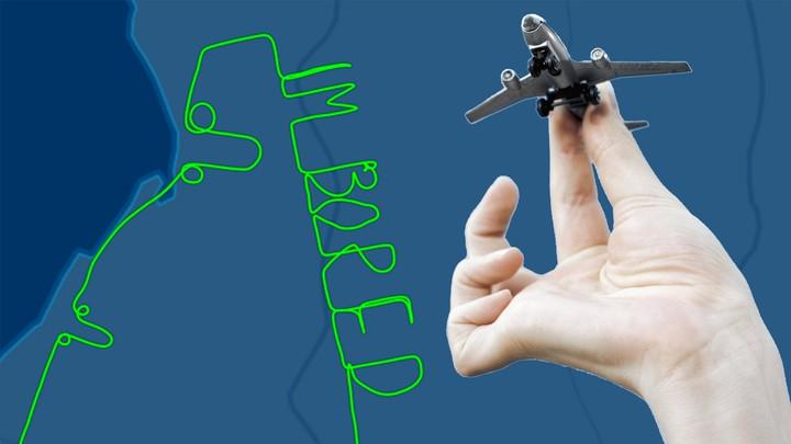 Der Pilot, der Pimmel in den Himmel flog, ist das Vorbild, das wir brauchen