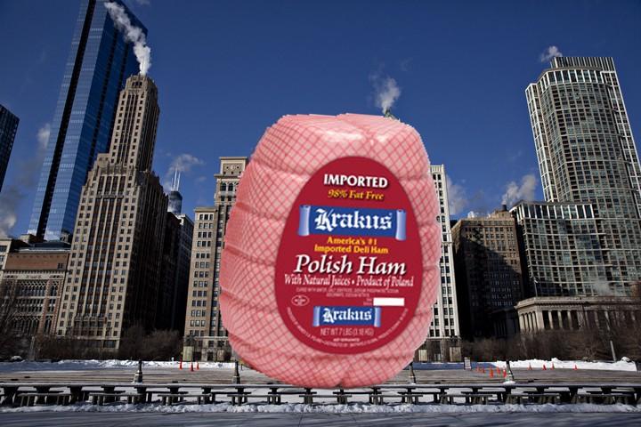 Like Chicago, Krakus Ham Is a Proud Underdog