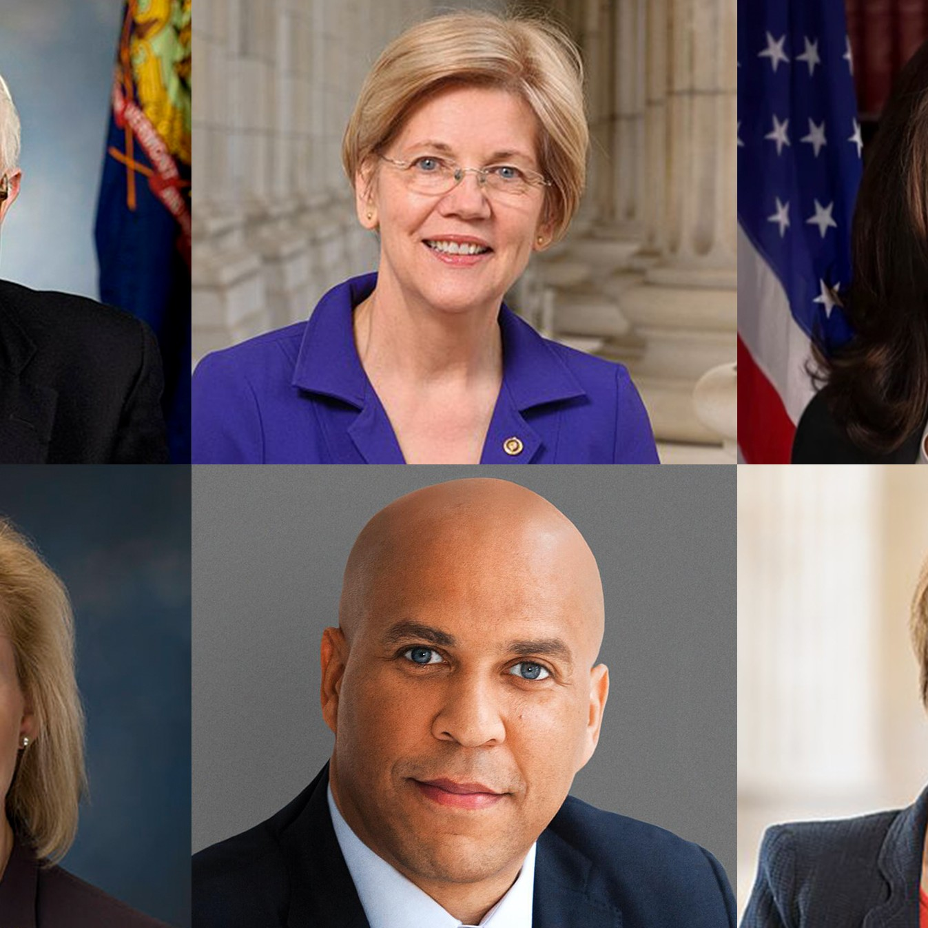 If Democratic Frontrunners Cant Stop >> The 2020 Democratic Frontrunners Need To Answer For Their Votes On