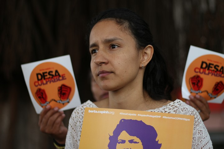 The Indigenous Rights Leader Fighting Back After Her Mother's Assassination