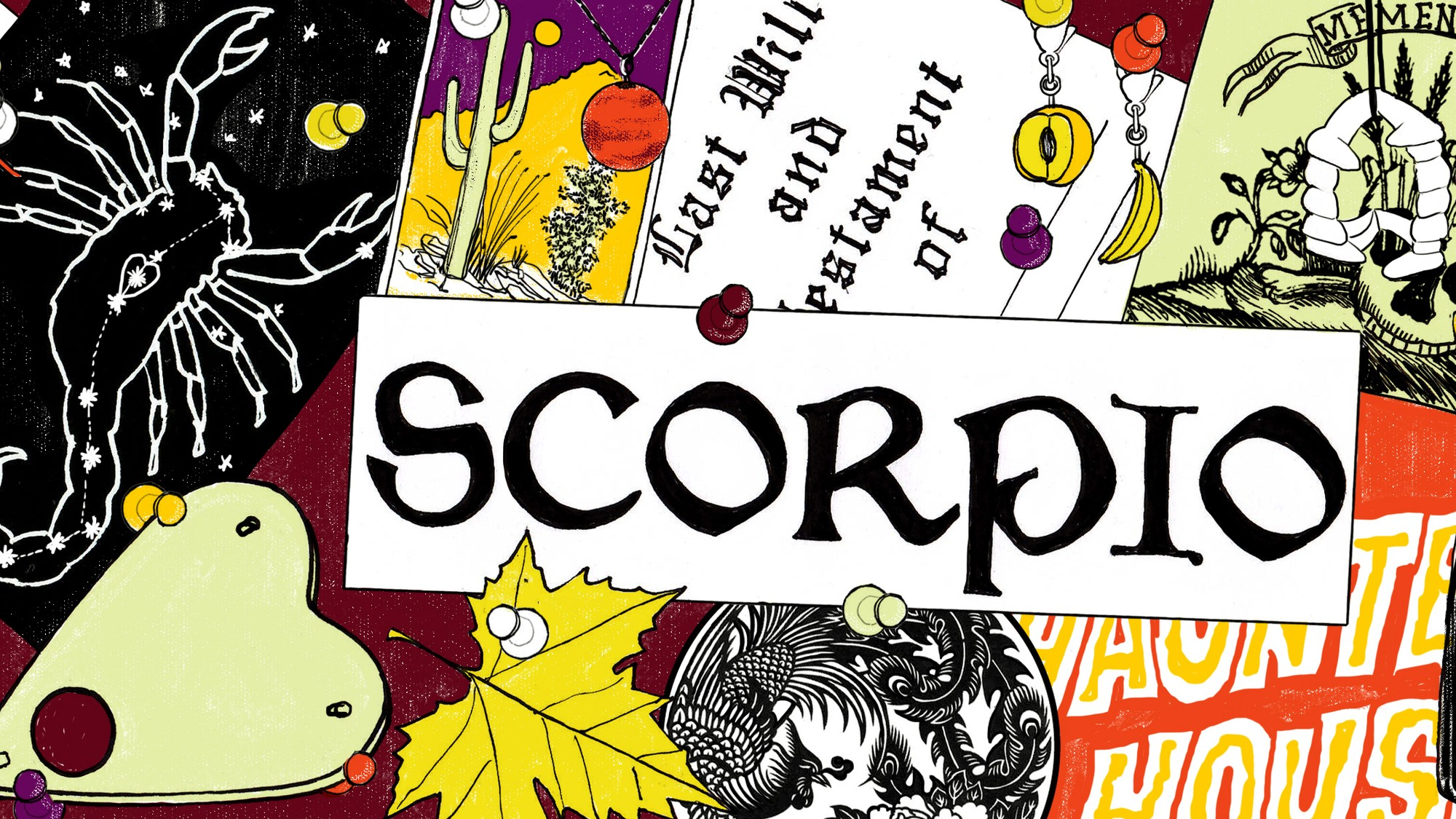 Monthly Horoscope: Scorpio, March 2019 - VICE