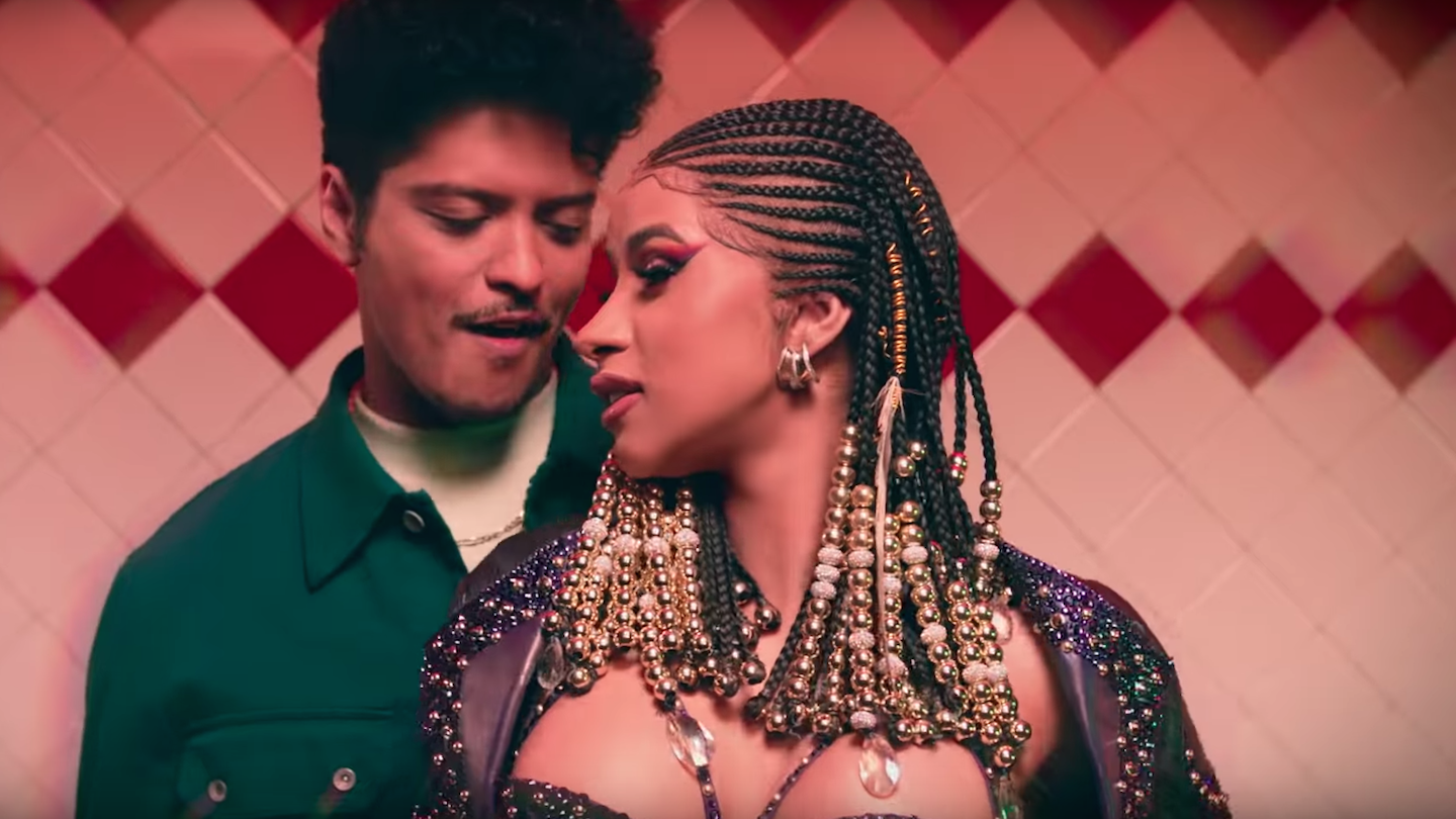 Cardi B And Bruno Mars Please Me Video Is Full Of Theater Kid