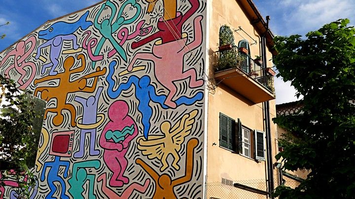 Graffiti & Grapes | Keith Haring's Final Artwork is the Last Thing You'd Expect
