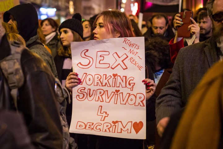 Why British Sex Workers Are Striking This Friday