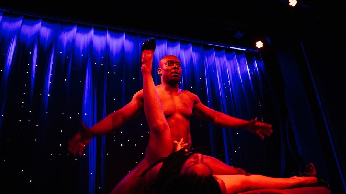 Beim tanzen erektion Wo bekommt