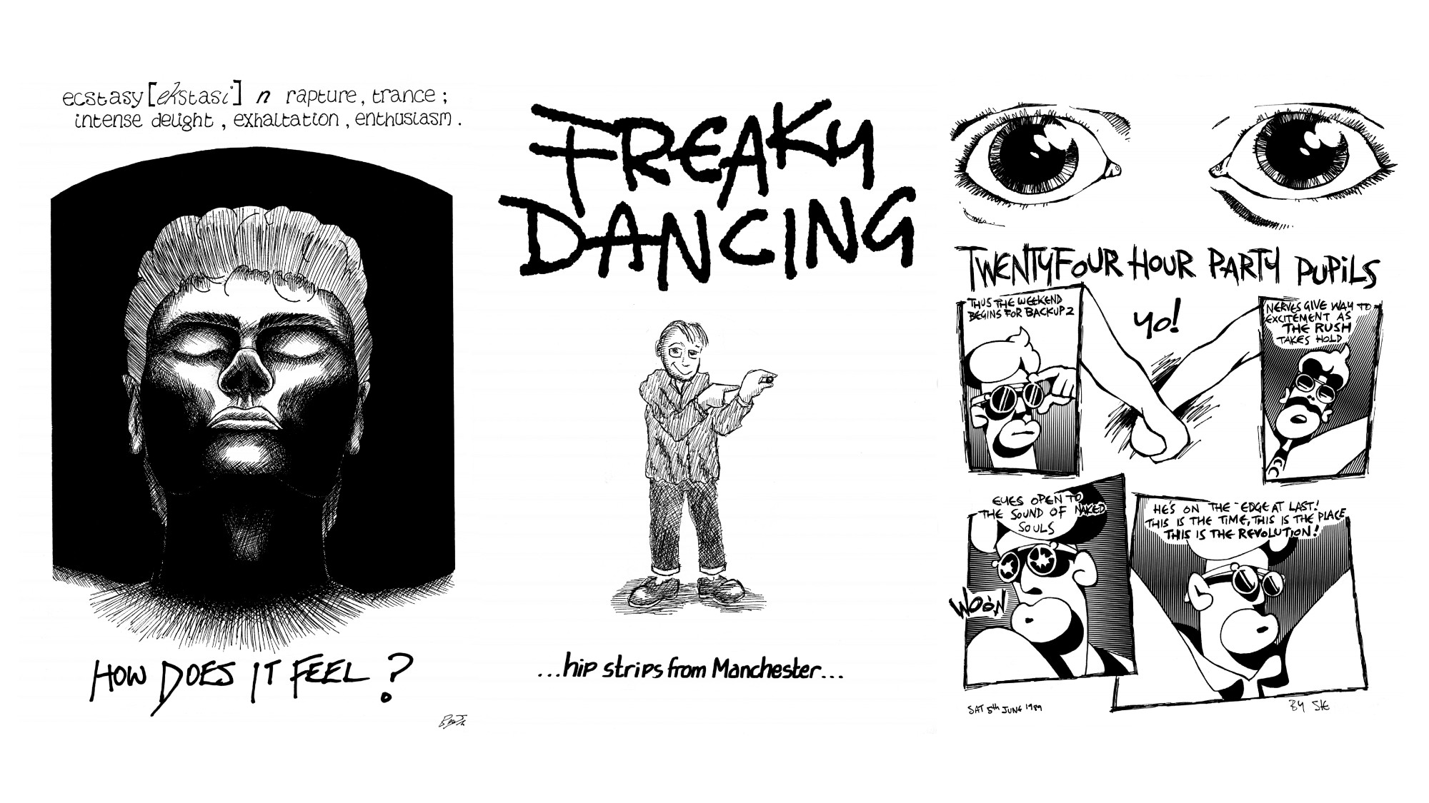 Freaky Dancing' Was the Original Acid House Fanzine - VICE