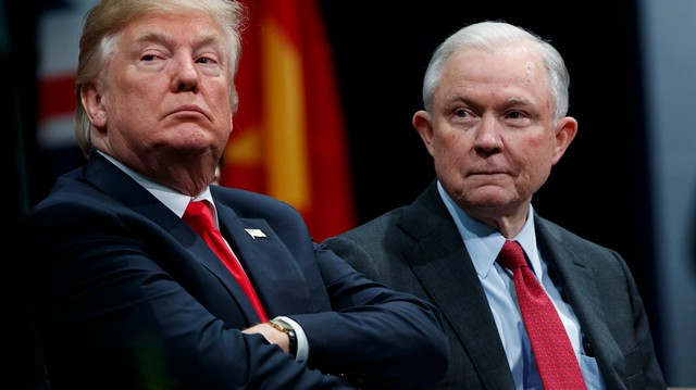 EXCLUSIVE: Trump's Justice Department is investigating 60% fewer civil rights cases than Obama's