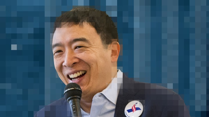 Andrew Yang Is the Tech-Loving 2020 Candidate Promising Free Money for All