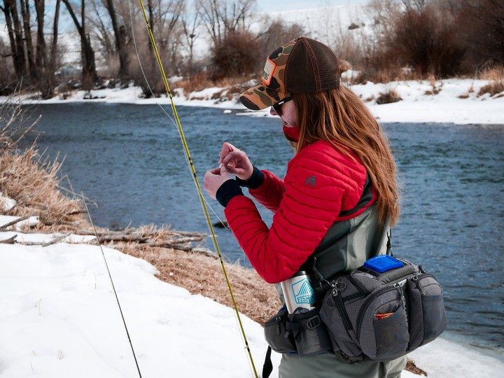 Troubled Waters | The Women Fighting Sexism in the Fly Fishing Industry