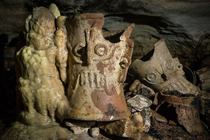 1000 Images About Artifacts Archaeological Treasures On: 1,000-Year-Old Pristine Mayan Artifacts Found In Sealed