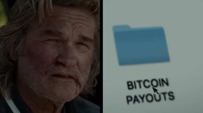 Kurt Russells New Bitcoin Crime Movie Crypto Looks So Awful I