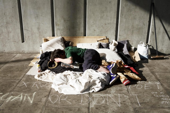 The Anti-Homeless Law That Scotland Scrapped But England Still Enforces