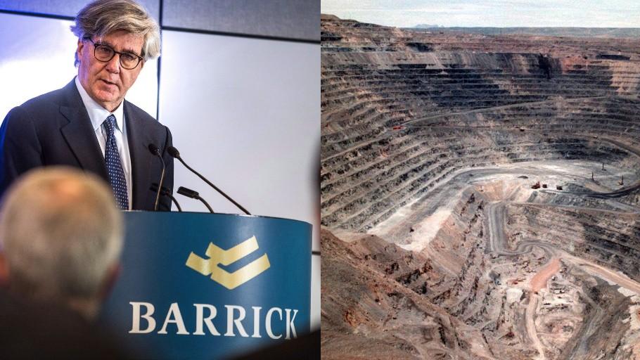 Barrick Gold News