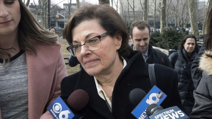 NXIVM President Nancy Salzman Pleads Guilty to Racketeering Conspiracy