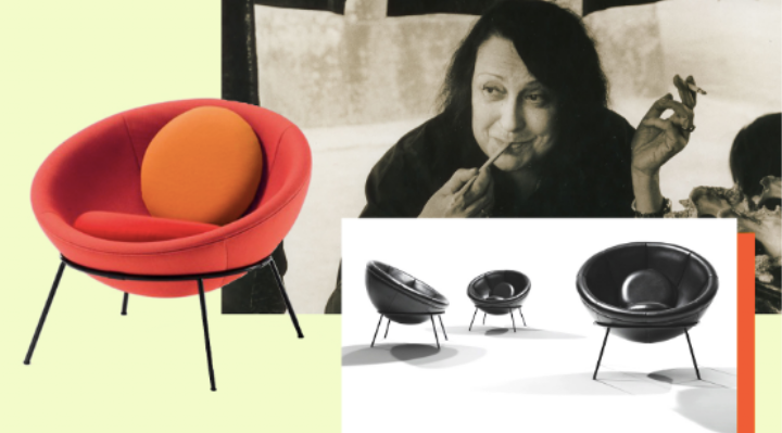 Sitting Pretty: The Agile and Artful Playfulness of the Bardi's Bowl Chair - GARAGE