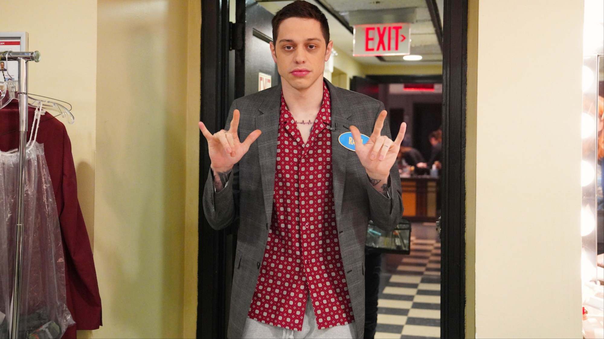 An Open Letter to My Nemesis, Pete Davidson: Stop Stealing My