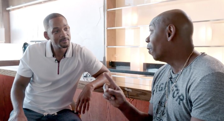 This Video of Dave Chappelle Teaching Will Smith Stand-Up Is Extremely Will Smith - VICE