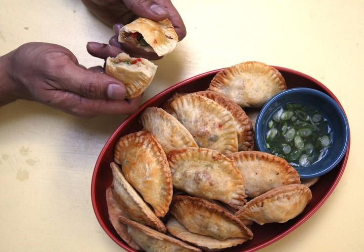Filipino Chicken Empanada Recipe