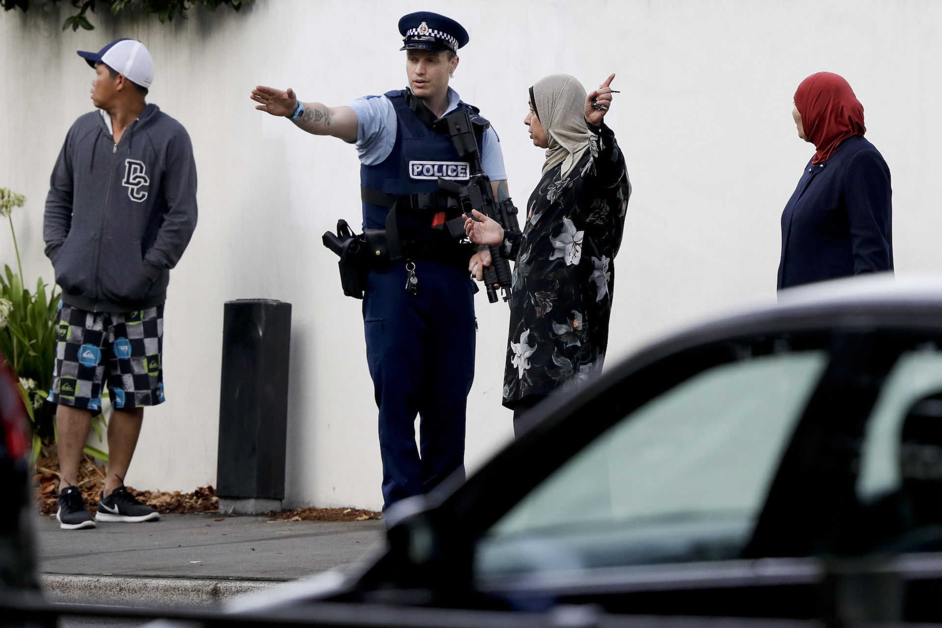 Decoding the racist memes the alleged New Zealand shooter used to