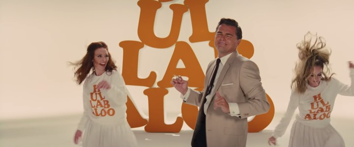 The Teaser for Tarantino's 'Once Upon a Time in Hollywood' Is Fun as All Hell