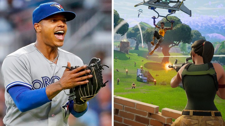 Toronto Blue Jays Are Restricting Their Players 'Fortnite' Time