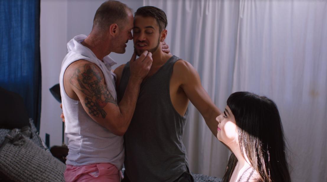 Γκέι πορνό με στρέιτ άνδρες
