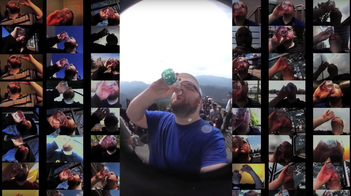 Inside the Super Positive Community of Competitive YouTube Water Drinkers