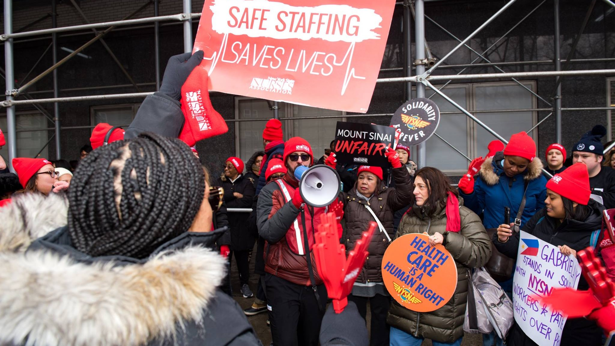 10,000 NYC nurses are about to go on strike over understaffing