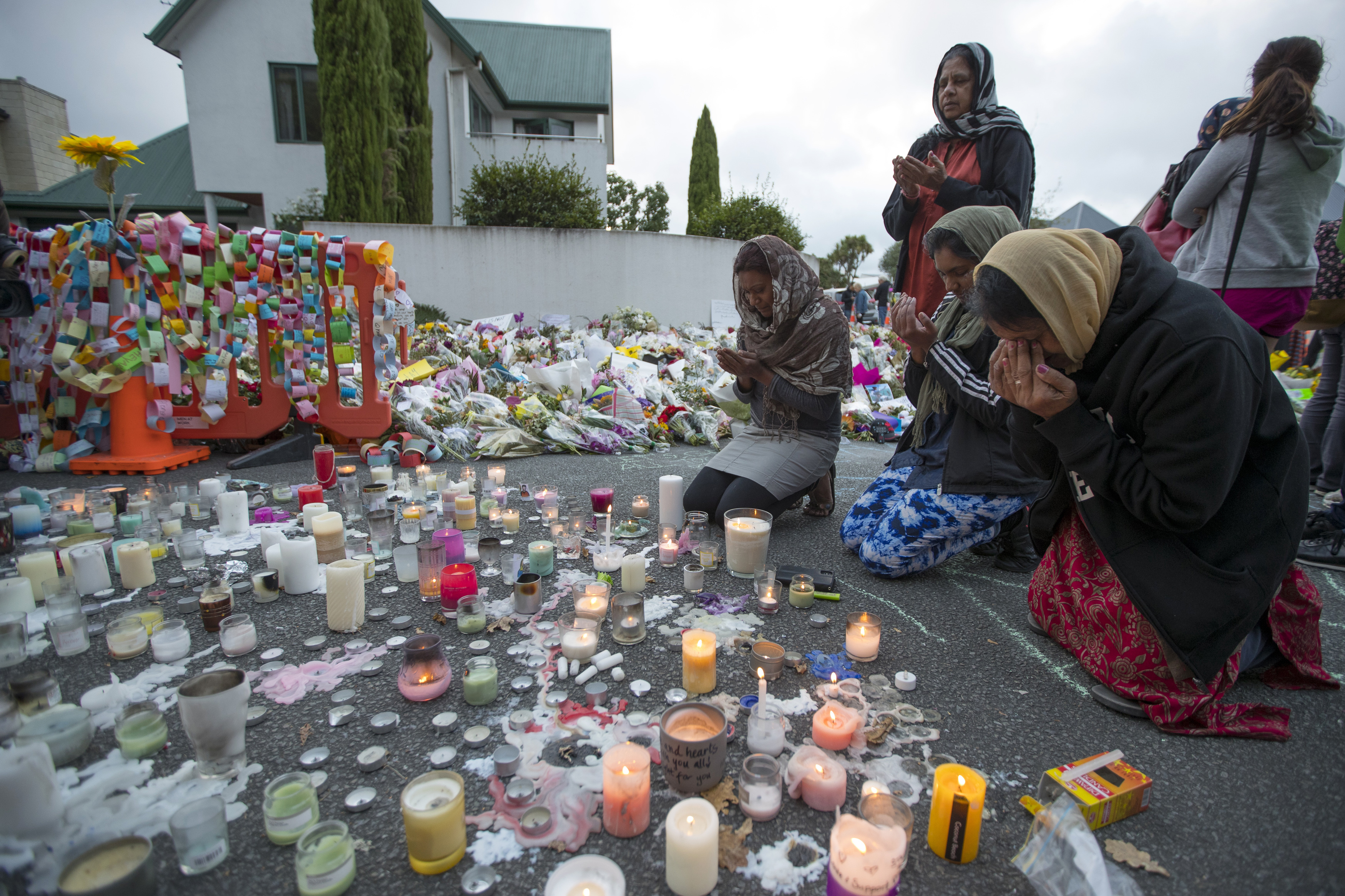 Facebook says 200 people watched the Christchurch massacre live
