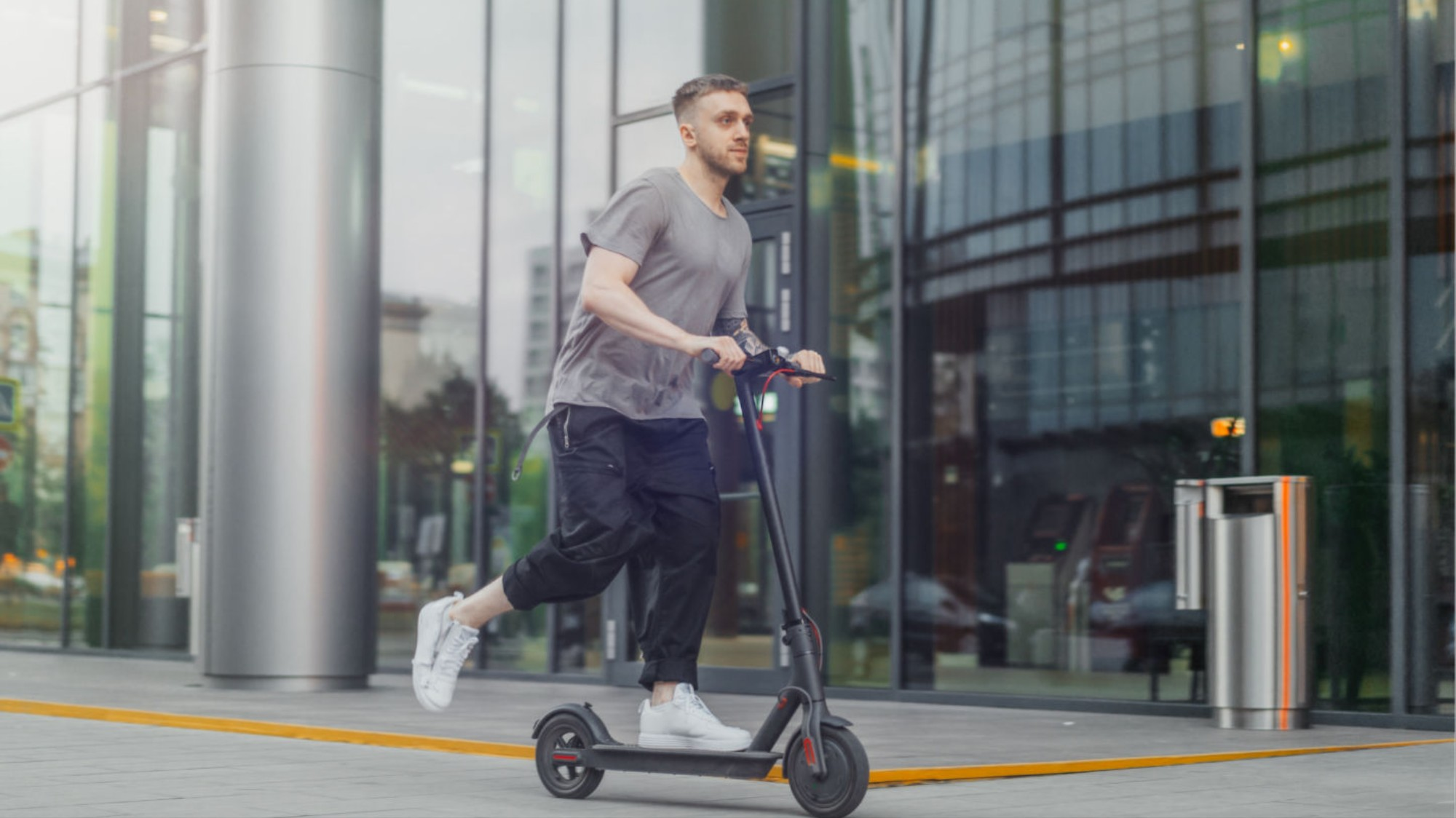 Scooter Companies Split on Giving Real-Time Location Data to