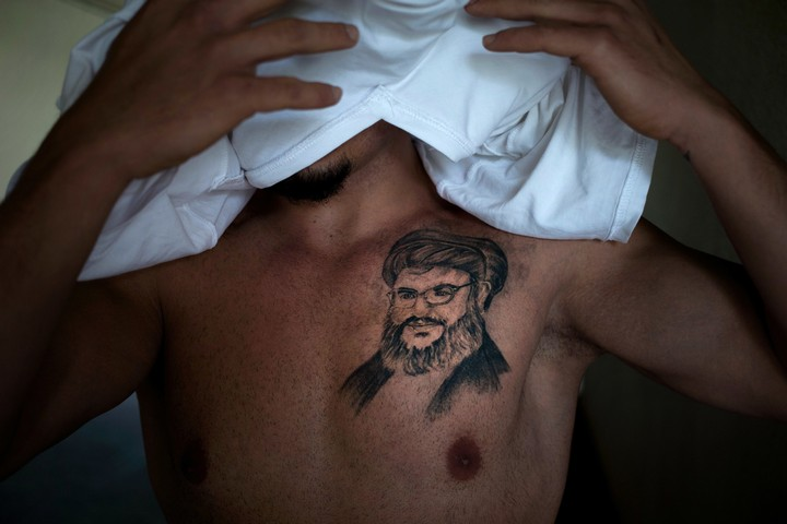 Activists in Lebanon Are Using Religious Tattoos as Protest Symbols