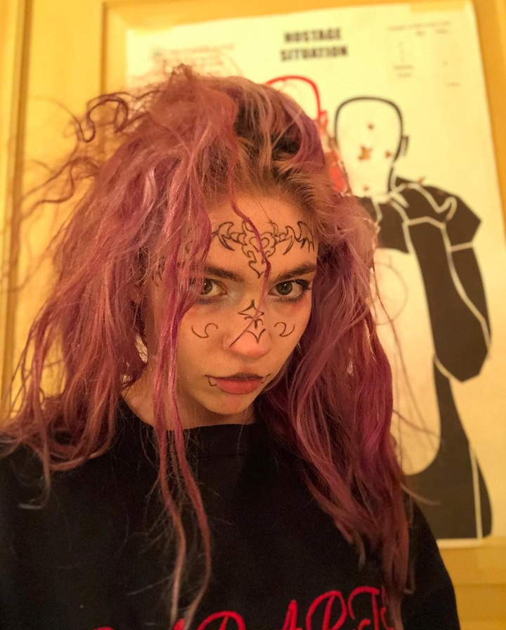 grimes is releasing a new album about climate change