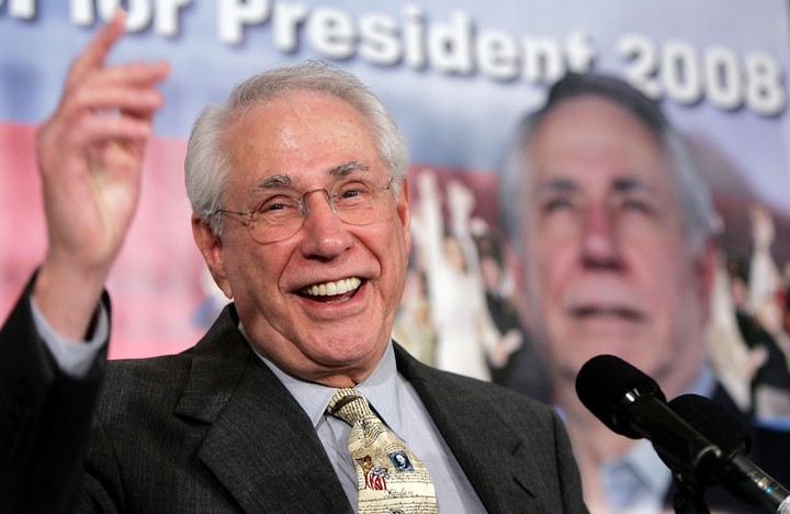 Mike Gravel, the Online Left-Wing Sensation, Is Also a 9/11 Truther