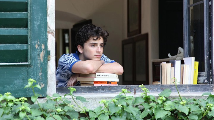 'call me by your name' writer reveals title and plot of sequel