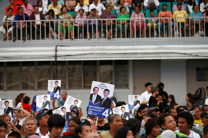 Here's Where Thai Political Parties Stand On Issues That Matter To the Youth