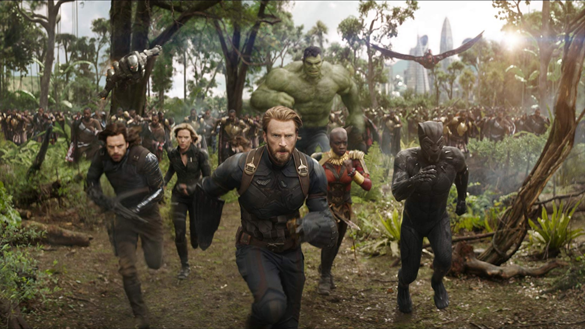 You Can Make $1,000 Binging All 20 MCU Movies, but It Will