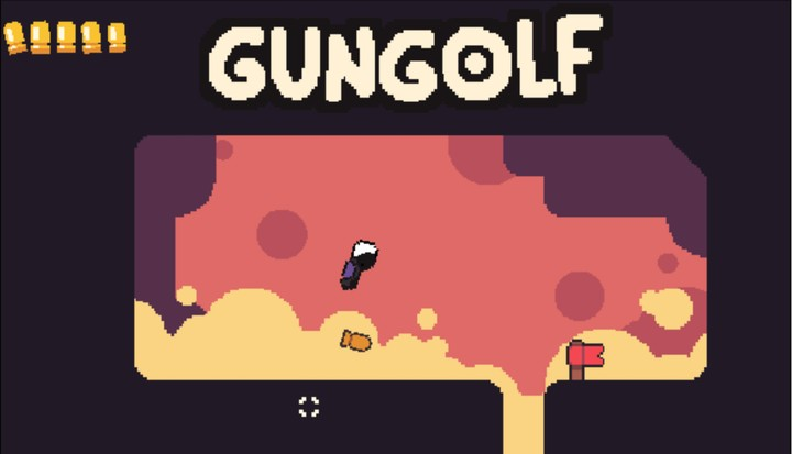 What if a Friendly Game of Golf, But You're a...Gun?