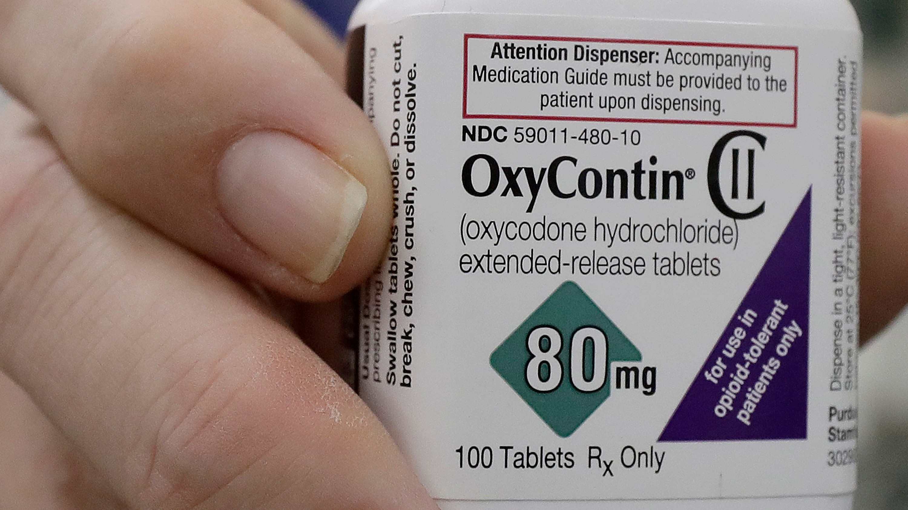The billionaire family behind OxyContin is finally having its moment of reckoning​