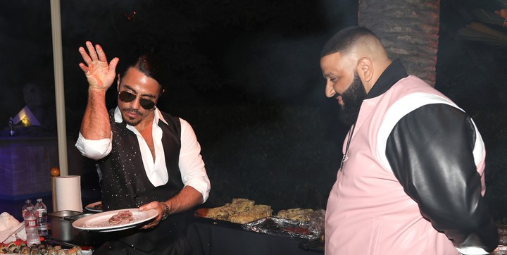 The Group that Owns Salt Bae's Steakhouse Chain Is in Serious Financial Trouble