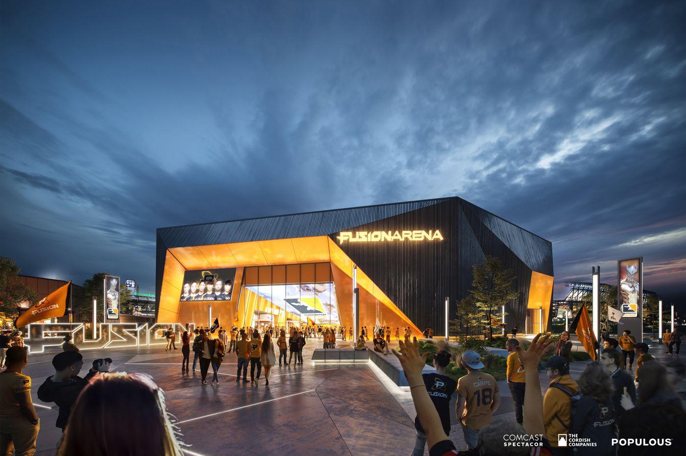 vice.com - Matthew Gault - Comcast Is Building a $50 Million Esports Stadium in Philadelphia