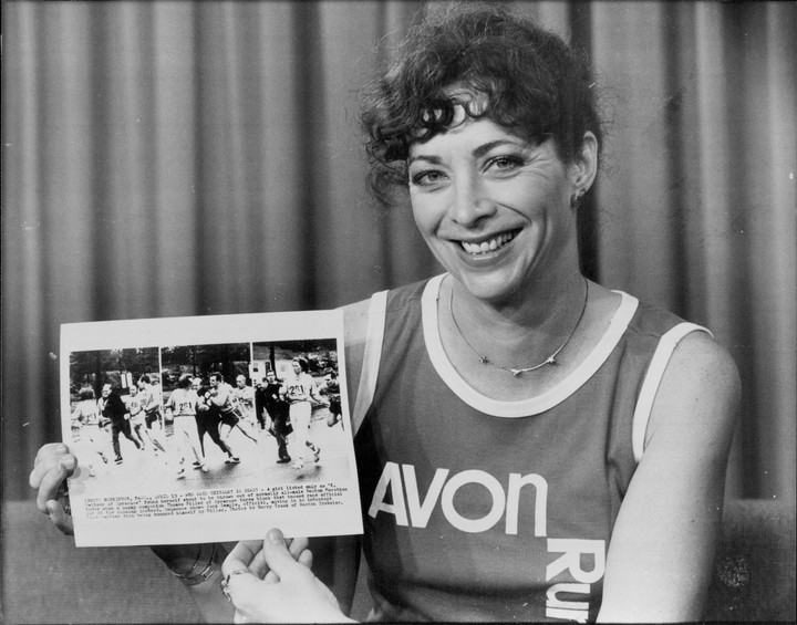 The Runner Who Hid Her Gender to Be the First Woman in the Boston Marathon
