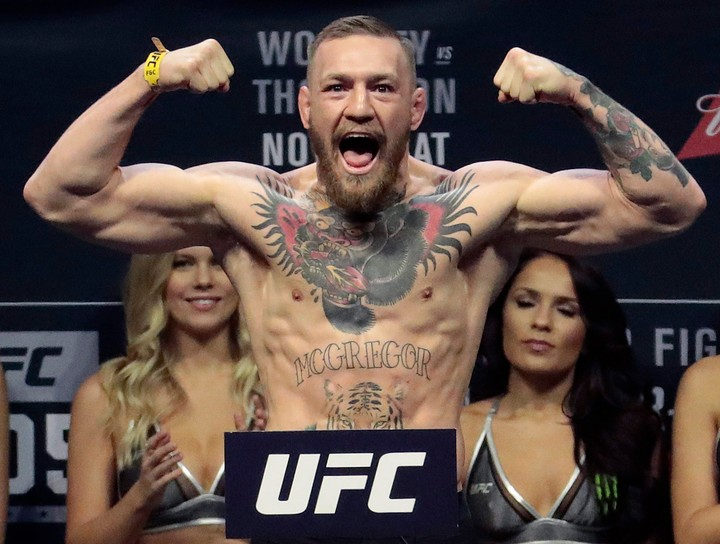 Conor McGregor Under Investigation for Sex Assault: Report