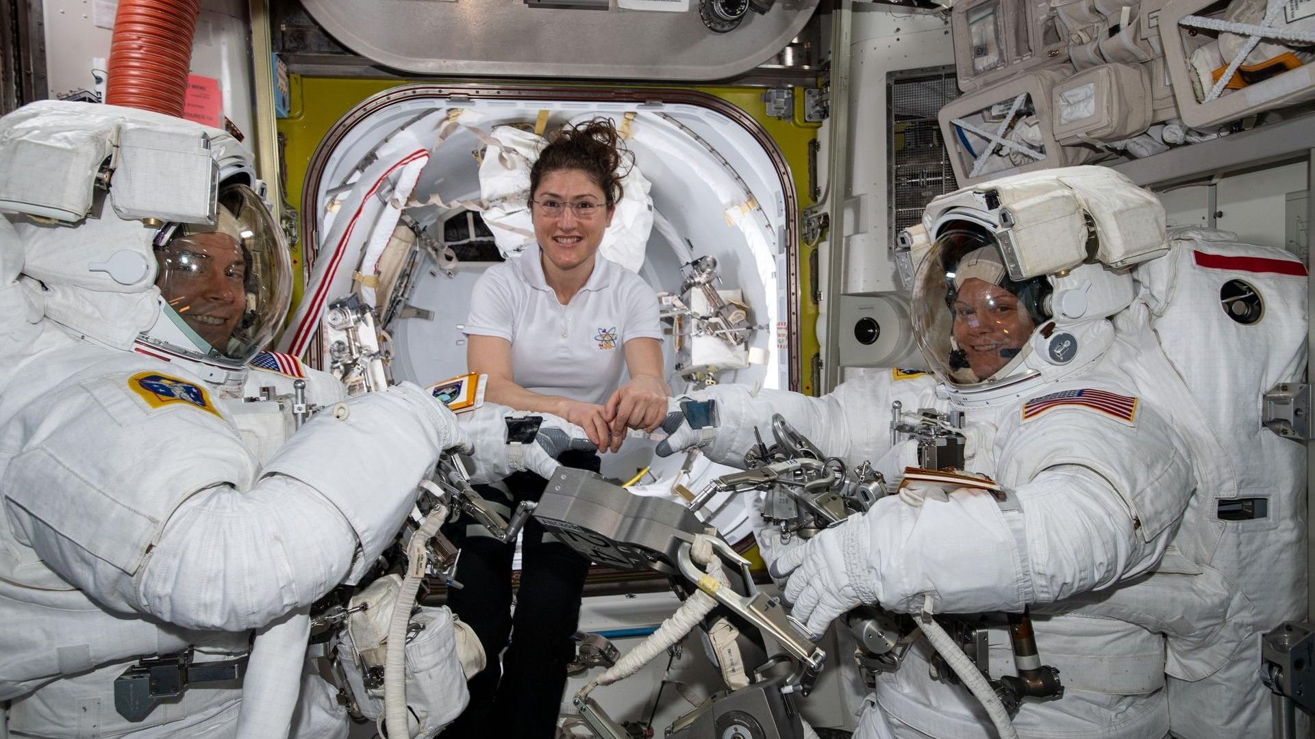 NASA just cancelled the first all-female spacewalk for a super-depressing reason