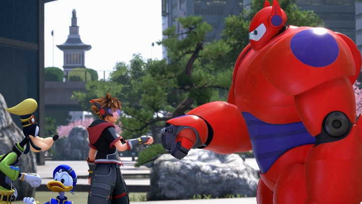 The Time Has Come For Lore Reasons to Analyze 'Kingdom Hearts III'
