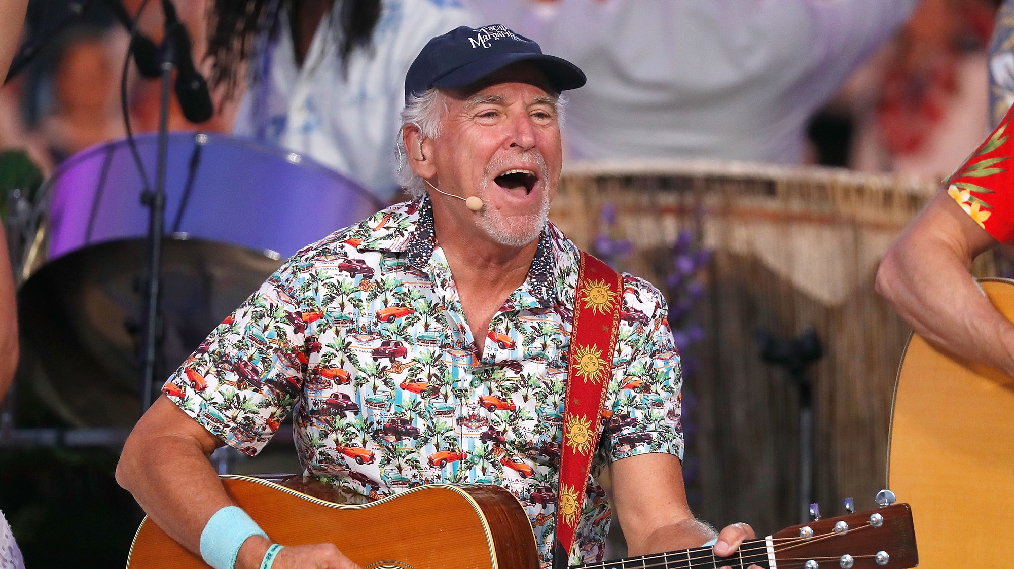 Jimmy Buffett on the Role He Was Born to Play: Himself - VICE