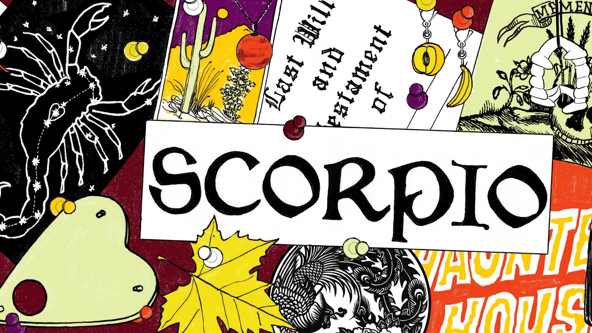 Monthly Horoscope: Scorpio, April 2019 - VICE