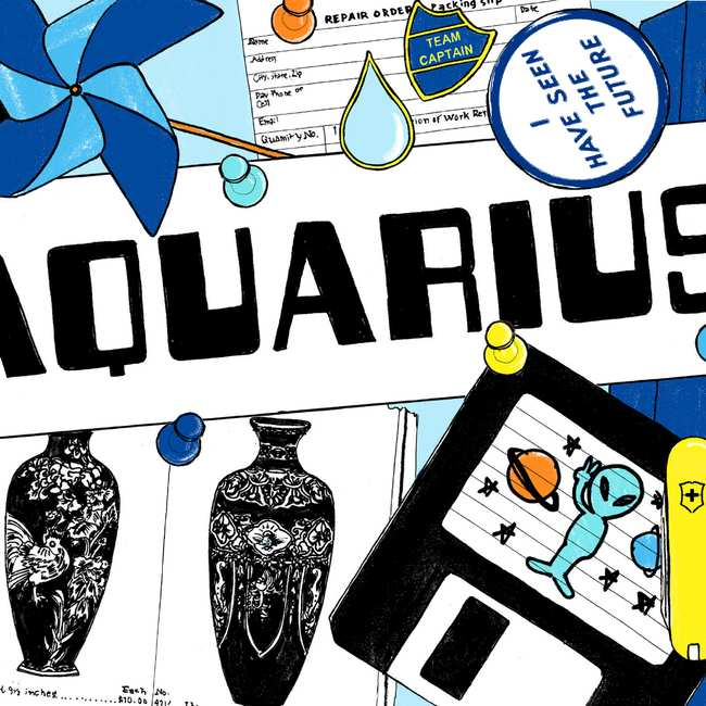 Monthly Horoscope Aquarius April 2019 Broadly