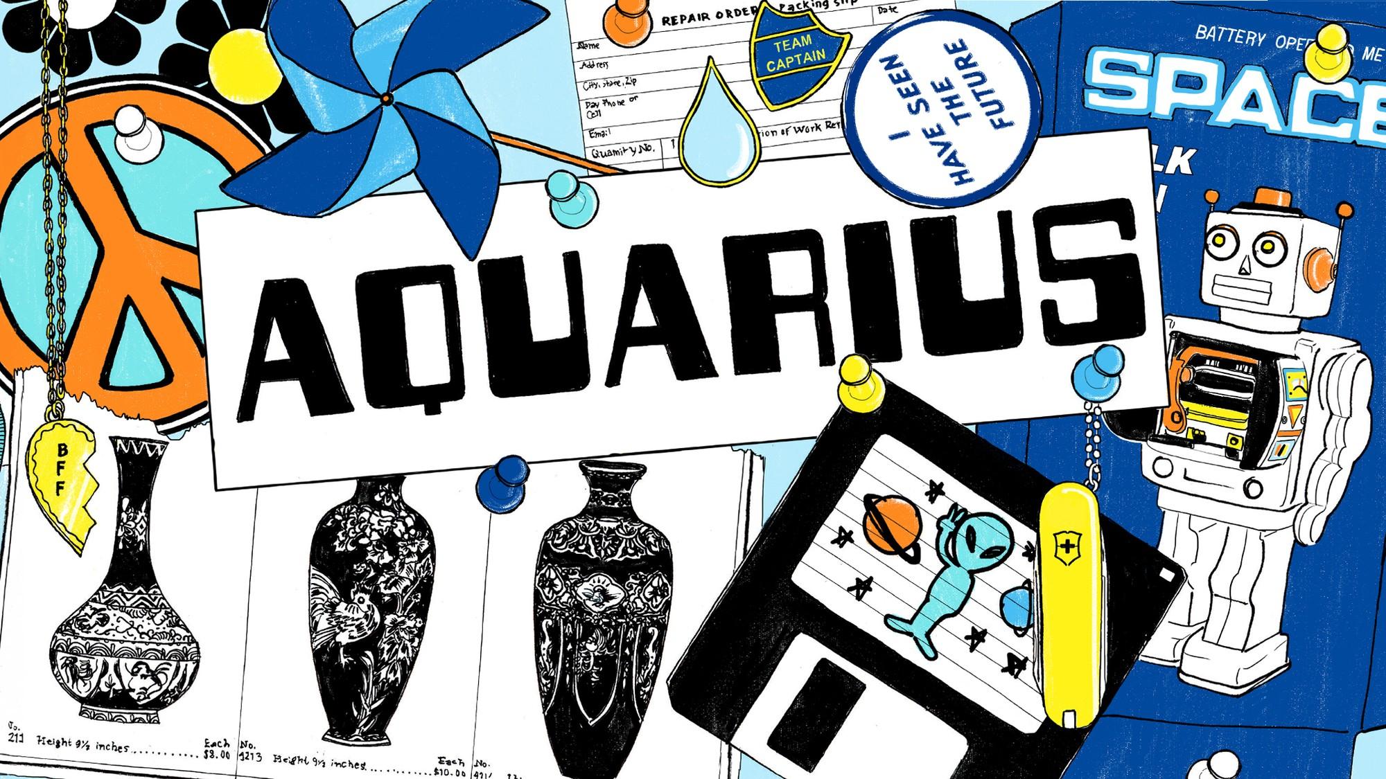 Monthly Horoscope: Aquarius, April 2019 - VICE