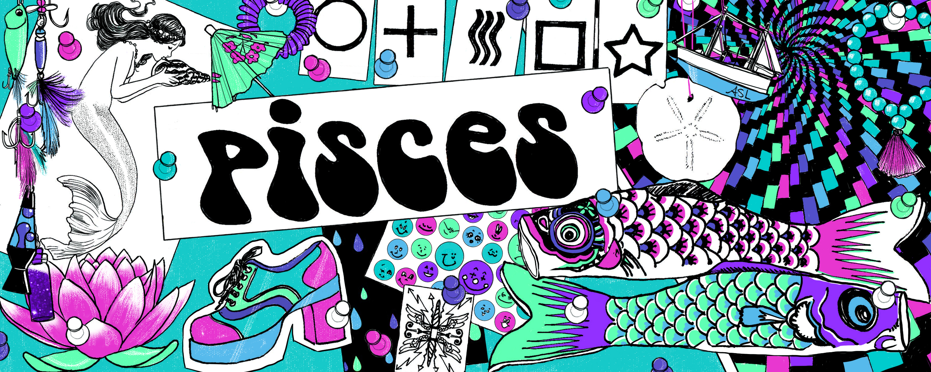 Monthly Horoscopes: Pisces, April 2019 - VICE