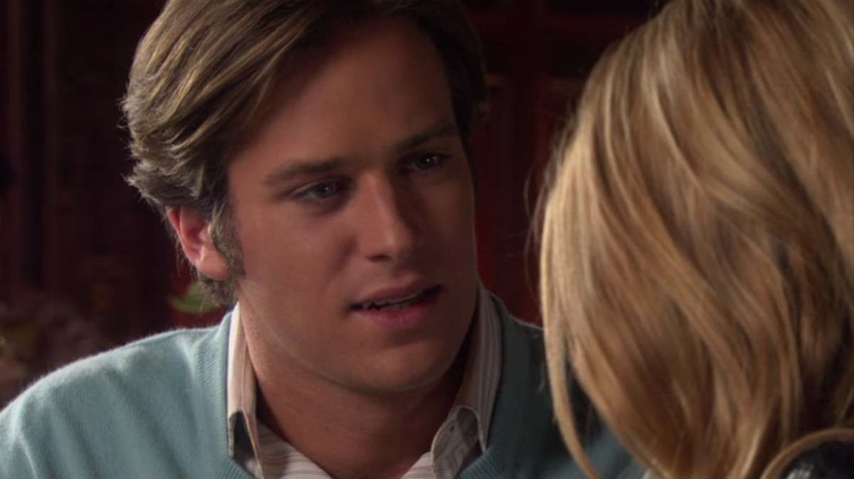 Remember When Armie Hammer Played a Scammer on 'Gossip ...